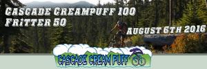 Cascade Cream Puff 100 and Fritter 50